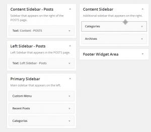 SideBar-areas